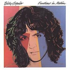 Emotions In Motion by Billy Squier (CD, Capitol, 1982)