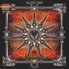 KILLING JOKE Pylon 2015 11-track GATEFOLD 2-LP ENSEMBLE VINYL NEUF / scellé