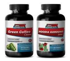 antioxidant vitamin c - GREEN COFFEE CLEANSE – HOODIA GORDONII COMBO 2B - hoodia