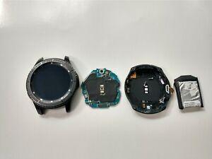 Samsung Galaxy Gear S3 Frontier Bluetooth Smartwatch Black, Parts Only