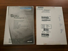 Microsoft Office 2007 Professional (Outlook, Publisher, Access.) Vollversion DVD
