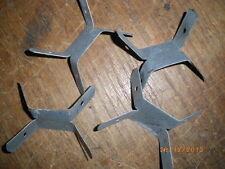 Schnellspann Doppelfeder Verbinder für Drahtabhänger Deckenprofil Trockenbau