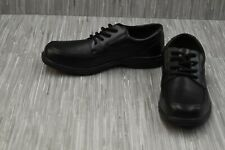 Hush Puppies Ty HP853917 Casual Oxfords, Big Boys Size 6.5 M, Black
