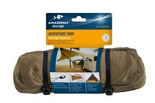 Amazonas Tarp Modell Adventure Ripstop 20T 2-fach Silikon inkl. Heringe & Tasche
