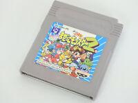 Game Boy Nintendo MAZEKKO MONSTER 2 Majin Eiyuden WATARU Cartridge Only gbc