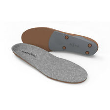 New Superfeet merinoGREY Insoles Arch Support Shoe Inserts Size B C D E F G