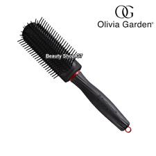 Professional Olivia Garden anti-static Pro Control Styler Brush