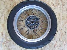 Kawasaki KLX 650 C 1993 Hinterrad Rad hinten Felge Rear wheel rear rim Reifen