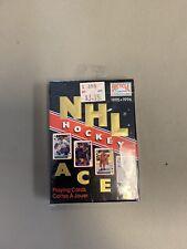 1995-95 NHL Hockey Aces Bicycle Playing Cards NIP Gretzky Lemieux Jagr Roy Rare