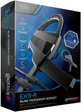 GioTeck Ex3-R Inline Messenger Headset For Sony PlayStation 4 PS4 - Brand New