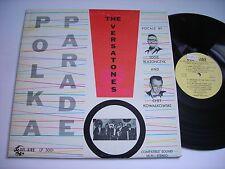 The Versatones Polka Parade 1963 LP VG++