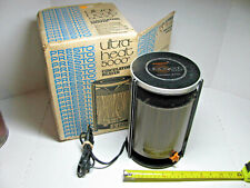 Vintage Presto Ultra Heat 5000 Bathroom  Portable Electric Heater 1500 Watts