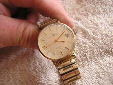 Vintage Helbros Quartz Watch