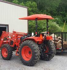 "UNIVERSAL Tractor Canopy JOHN DEERE GREEN  60"" W X 65"" L  Polyethylene"