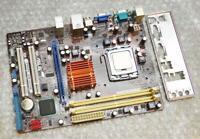 Asus P5KPL-AM IN/GB REV. 1.01G Socket 775 Motherboard with Intel CPU & I/O BP