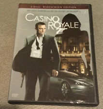 Casino Royale 007 -DVD-Widescreen- Daniel Craig-2007