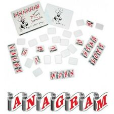 ANAGRAM BY OXFORD GAMES - THE INGENIOUS GAME OF JUGGLING WORDS! NEW