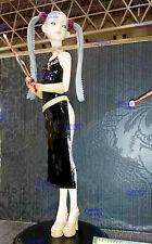 SEXY SERIAL KILLER HEAD CHOPPER GIRL 1/6 UNPAINTED MODEL RESIN KIT