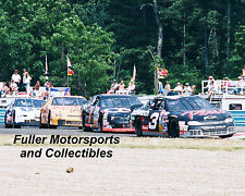 DALE EARNHARDT SR GEOFF BODINE WATKINS GLEN 1997 8X10 PHOTO NASCAR WINSTON CUP