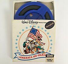 Disneyland Super 8 Collection | America on Parade | Sound & Color