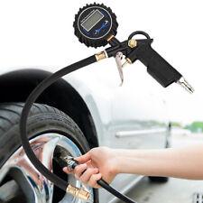 Tire Air Inflator Tool Car Digital Tire Pressure Gauge Meter Tester Pistol Style