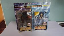 Lot of 2 WETWORKS SERIES 1 ACTION FIGURES