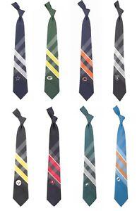 NFL Football - Men's Grid Necktie - Pick Your Team