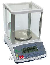 600 x 0.01 GRAM 10 MG DIGITAL SCALE BALANCE LAB ANALYTICAL PRECISION LABORATORY