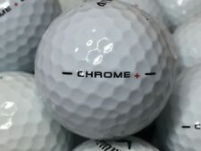 24 Callaway Chrome+ Plus  AAAA Near Mint Golf Balls Free Tees