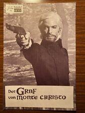 Neues Film-Programm Nr. 6845: Der Graf von Monte Christo (Richard Chamberlain)