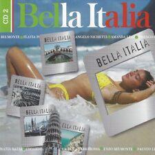 Bella Italia CD 2 feat. I Santo California, Fausto Leali, Toto Cutugno u.v.m.