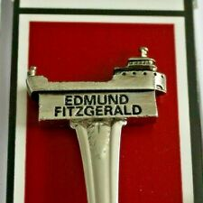 Edmund Fitzgerald Spoon