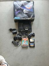 Sega megadrive with games console mega drive. Free Post