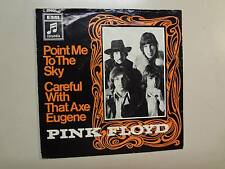 """PINK FLOYD:Point Me At The Sky-Careful w/That Axe Eugene-Germany 7"""" Columbia PSL"""
