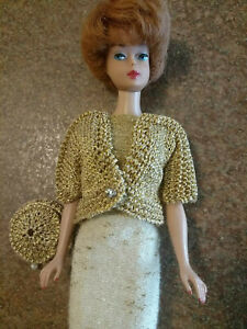 Vintage barbie doll clothes 1960's lot