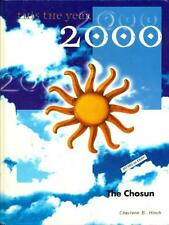 2000 SEOUL AMERICAN HIGH SCHOOL YEARBOOK, THE CHOSUN, SEOUL, KOREA
