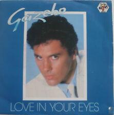 "7"" 80s RARE ! GAZEBO : Love In Your Eyes /MINT-?"
