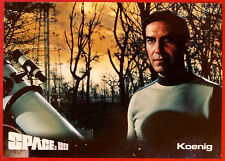 SPACE 1999 - Card #07 - Koenig - Unstoppable Cards Ltd 2015