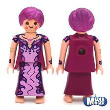 playmobil® Figur: Fee | Elfe | Prinzessin | Tatoo | Haare pink | Kleid lila
