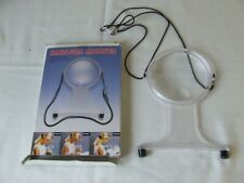Hands free magnifier magnifier, boxed