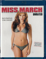 Miss March Blu-ray Unrated New
