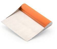 Rachael Ray Tools & Gadgets Stainless Steel Bench Scrape, Orange