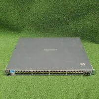 HP ProCurve J9022A 2810-48G 48-Ports Ethernet Network Switch - 1YrWty