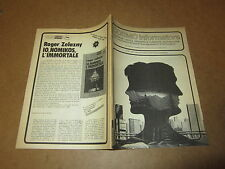 COSMO INFORMATORE FANZINE E CRITICA SUL MONDO DELLA FANTASCIENZA APRILE 1981