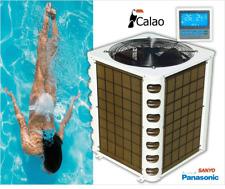 POMPE A CHALEUR PISCINE HAUTE PERFORMANCE 10kW CALAO10 REVERSIBLE COP6,2