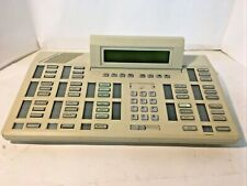 Northern Telecom NT6G00AE35 20 Button Attendant Console no headset AS IS PARTS