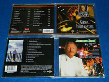 LOT 2 CD JAMES LAST golden instrumentals & by request