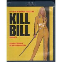 Kill Bill Volume 1 BRD Blu Ray Tarantino Quentin / Uma Thurman Sigillato