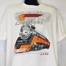 New listing Vintage Train Southern Pacific #4449 Railroad Single Stitch T Shirt Size Xl Mens