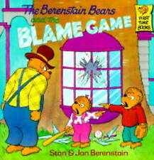 NEW The Berenstain Bears and the Blame Game by Stan Berenstain